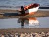 Ensom Båd